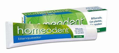 HOMEODENT BLANQUEADOR PASTA DENTAL (75 ML)