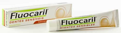 Fluocaril dientes sensibles (75 ml)