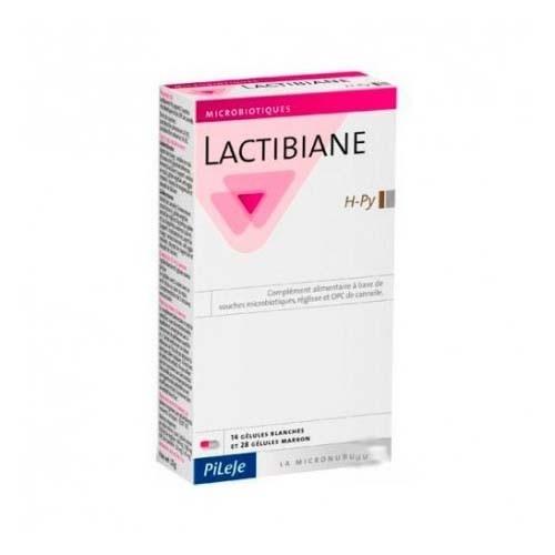 Lactibiane hpy (14 caps blancas 28 caps marrones)