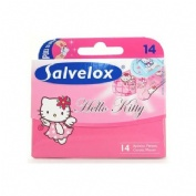 APOSITO ADHESIVO salvelox (hello kitty 14 u)