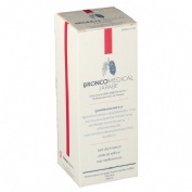 BRONCO MEDICAL JARABE, 1 frasco de 180 ml