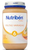 Nutriben frutas variadas (potito grandote 250 g)
