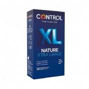PRESERVATIVOS control adapta xl (12 u)