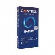 PRESERVATIVOS control adapta nature (6 u)