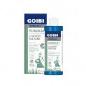ELIMINA SIN INSECTICIDA goibi antipiojos locion nature (200 ml)