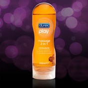 Durex play massage 2 en 1 guaraná 200ml