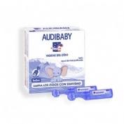 LIMPIEZA OIDOS audi baby solucion (1 ml 10 u monodosis)