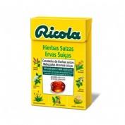 Ricola caramelos sin azucar hierbas con stevia (1 envase 50 g)