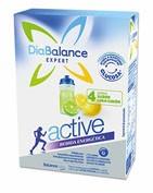 Diabalance bebida energetica lima limon 4 sobres