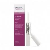 SESDERMA BALSAMO LABIAL + CREMA ACTIVADORA LABIAL fillderma lips voluminizador de labios (2 x 10 ml)