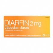 DIARFIN 2 mg CAPSULAS DURAS , 10 cápsulas
