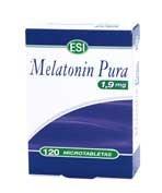 Melatonin pura (1 mg 120 tabletas)