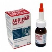LIMPIEZA OIDOS audimer audiclean tapones solucion (12 ml)