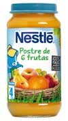 Nestle postre 6 frutas (250 g)