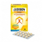 Leotron vitaminas angelini (60 comp)