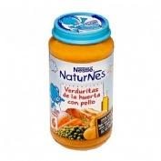 Nestle pure de verduras y pollo (desde 6 m 250 g)