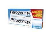 Parogencyl control pasta dental (duplo 125  ml 2 u + 1 cepillo)