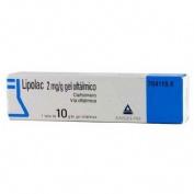 LIPOLAC 2 mg/g GEL OFTALMICO , 1 tubo de 10 g