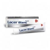 PASTA DENTAL lacerblanc plus blanqueadora uso diario (d-menta 125 ml)