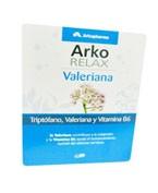Arkorelax valeriana triptofano b6 (15 caps)