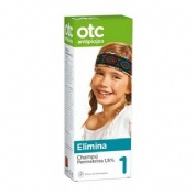 ANTIPIOJOS otc antipiojos permetrina 1,5% champu (125 ml)