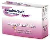 Condrosorb sport (20 sobres)