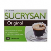 ASPARTAMO sucrysan comp (300 comp)
