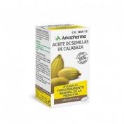 Calabaza semillas aceite arkopharma (50 caps)