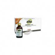 Enerzona omega 3rx aceite de pescado (33,3 ml 3 frascos)