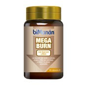 Bimanan mega burn (60 caps)