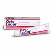 Ortolacer gel dentifrico (fresa  75 ml)