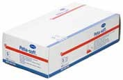 GUANTES LATEX POWDERED - PEHA-SOFT UN SOLO USO (T- PEQ 100 U)