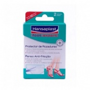 HIDROCOLOIDE hansaplast rozaduras (t- unica 2 u)