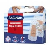 APOSITO ADHESIVO salvelox cura rapid (2 tamaños)
