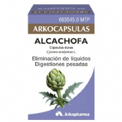 ARKOCAPSULAS ALCACHOFA  CAPSULAS DURAS , 100 cápsulas