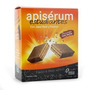 Apiserum estudiantes bar (7 barritas)