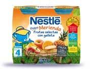 Nestle peque merienda frutas selec con galletas (200 g 2 u)