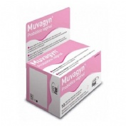 Muvagyn probiotico capsula vaginal (10 caps vaginales)