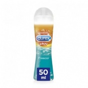 LUBRICANTE HIDROSOLUBLE INTIMO durex play frescor  pleasure gel (50 ml)