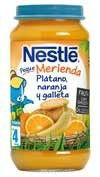 Nestle platano naranja galleta (250 g)