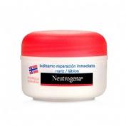 BALSAMO LABIOS Y NARIZ REPARACION INMEDIATA neutrogena formula noruega (15 ml)