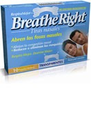 TIRA ADH NASAL breathe right (transp t- gde 10 u)