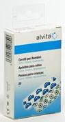 Alvita - aposito adhesivo niños (20 u)