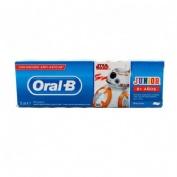 Oral-b star wars pasta dental infantil (+ 6 años 75 ml)