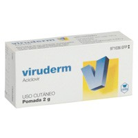 VIRUDERM, 1 tubo de 2 g
