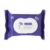 DESMAQUILLANTES OJOS SENSIBLES klorane toallitas al aciano (25 toallitas)