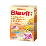 BLEVIT PLUS ESPELTA CON PLATANO (300 G)