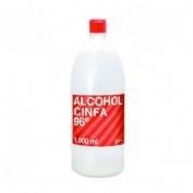 Alcohol etilico cinfa 96º (1000 l)