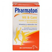 Pharmaton vit & care (30 comp)