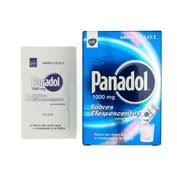 PANADOL 500 mg COMPRIMIDOS RECUBIERTOS CON PELICULA , 12 comprimidos